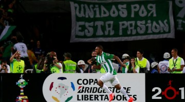 Football Soccer- Atletico Nacional  v Independiente del Valle  - Copa Libertadores - Final - Colombia