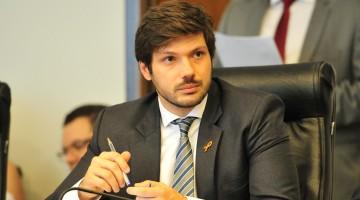 deputado Tiago Amaral
